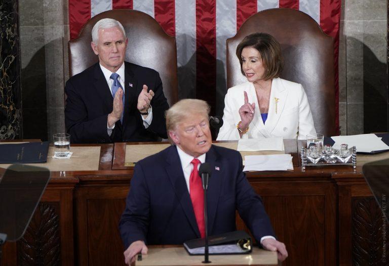 Трамп в послании к Конгрессу подтвердил желание вывести войска США из Афганистана