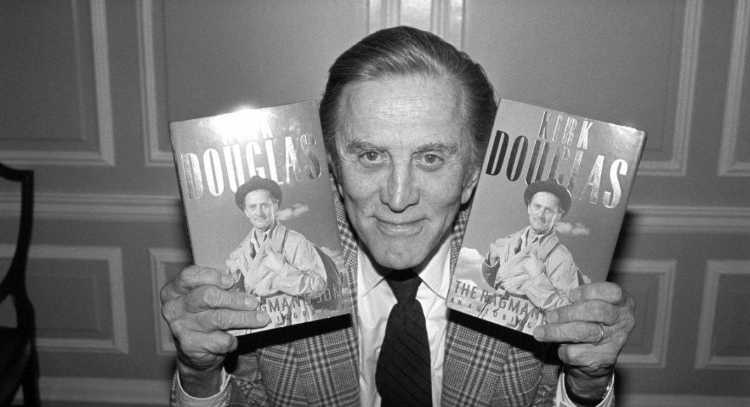 Умер легенда Голливуда Кирк Дуглас