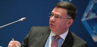 заместитель министра иностранных дел России Александр Панкин
