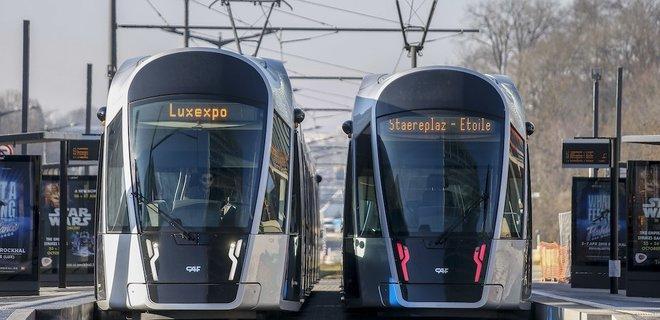 29 февраля Люксембург отменил плату за проезд