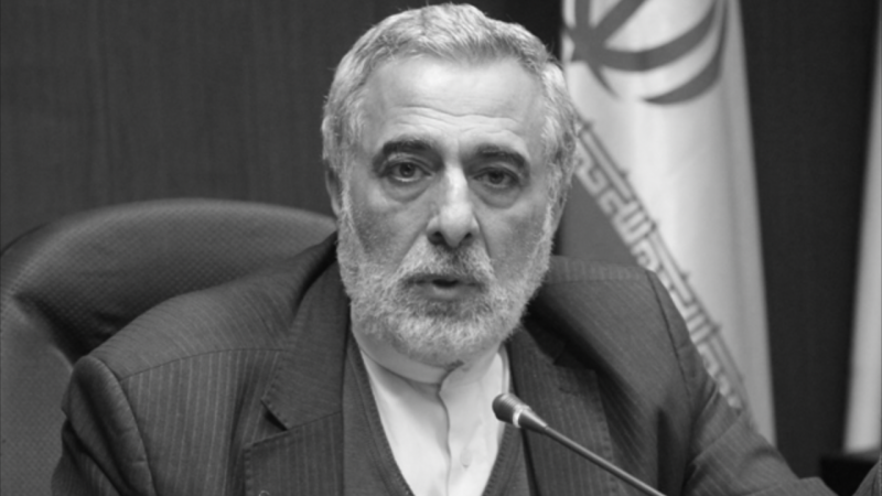 Бывший посол Ирана в Сирии 68-летний Хоссейн Шейхолислам умер от коронавируса
