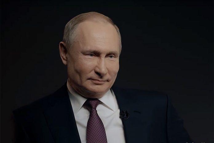 Путин интервью ТАСС