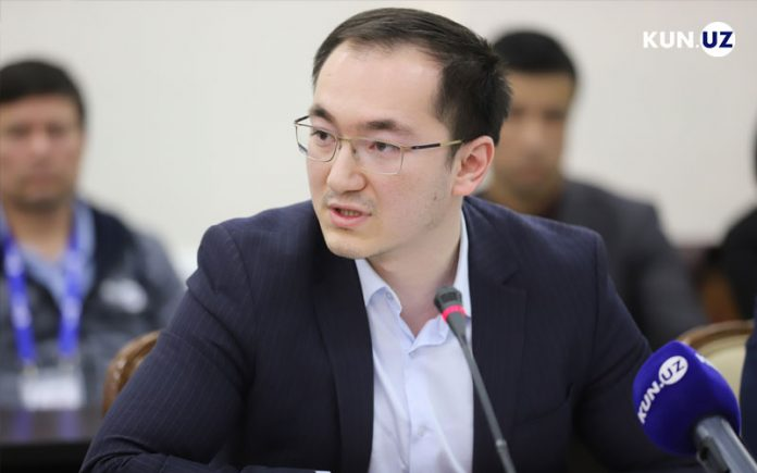 Шухрат Мирсамуков
