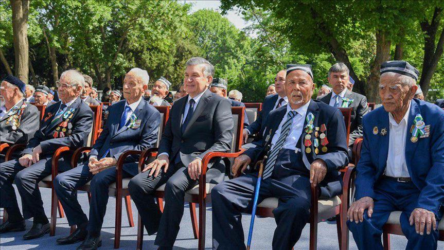Участникам Великой Отечественной Войны выплатят по 10 млн. сумов ко Дню Победы.