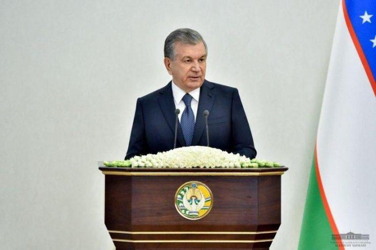 Шавкат Мирзиёев обратился к народу из-за коронавируса