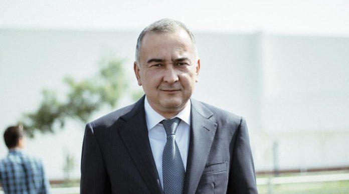 Хоким Ташкента Джахонгир Артыкходжаев