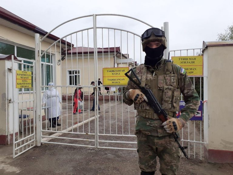 Карантин в Узбекистане продлен до 1 июня, но частично возобновляется ж/д и авиасообщение, и вводятся послабления в движении личных автомобилей