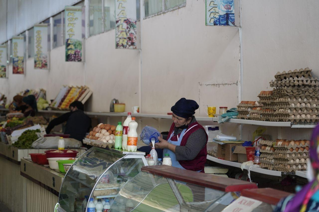 Все еще хотите сходить на базар за продуктами?