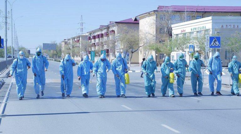 Рекордный рост числа больных COVID-19 в Узбекистане — за день 230 новых случаев