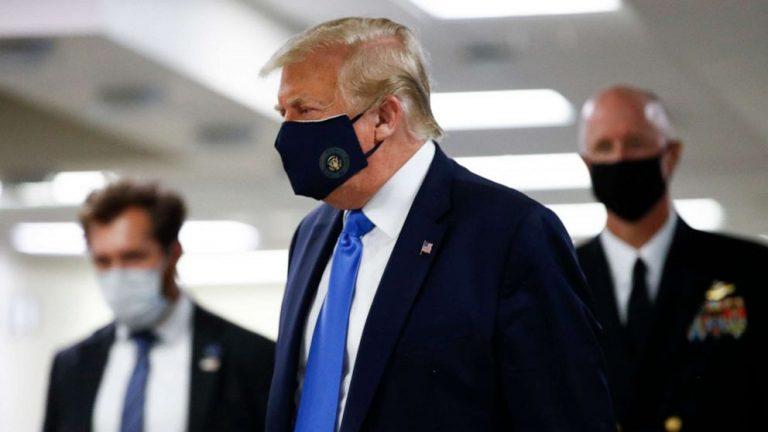 Дональд Трамп заразился коронавирусом